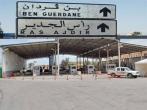 غلق المعبر الحدودي رأس جدير وكل منافذ مدينة بن قردان...