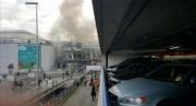 قتلى بهجوم انتحاري بمطار بروكسل.. وانفجار بمحطة للمترو