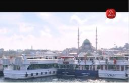 رحلة صحفية لمدينة إسطنبول