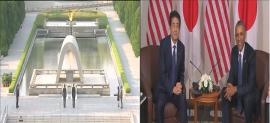 رئيس الوزراء الياباني شينزو آبي يزور بيرل هاربر