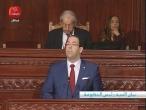 بيان رئيس الحكومة يوسف الشاهد
