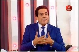 تلقائية عبد الرزاق الشابي مقدم برنامج المسامح كريم أول و أقدم برنامج إجتماعي في تونس