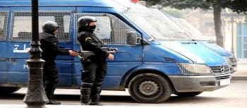 القبض على 348 شخصا مفتشا عنهم في حملات أمنية