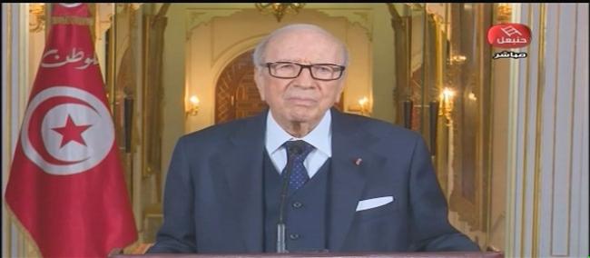 رئيس الجمهورية مأكدا على دعم القضية الفلسطينية ومشددا على الحكومة بالتخفيض في الأسعار