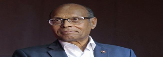 المرزوقي: تواصل الأزمة وتعطيل عجلة الاقتصاد جريمة في حق الشعب التونسي