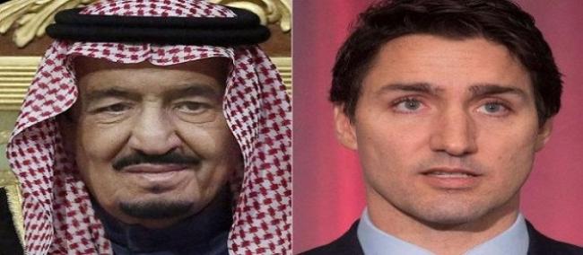 السعودية تطرد سفير كندا...