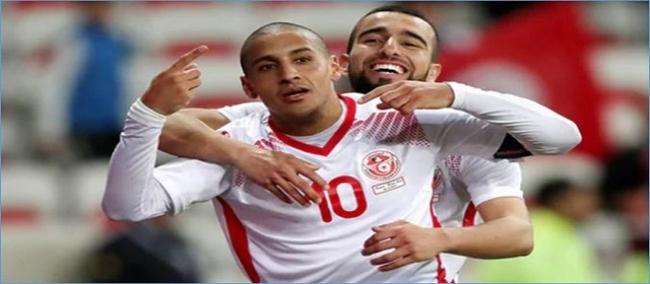 قائمة لاعبي منتخبنا الوطني لموجهة النيجر لا تحتوي إسم مهاجمنا وهبي الخزري