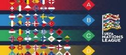 دوري الأمم الأوروبية : برنامج مباريات الجولتين الخامسة و السادسة