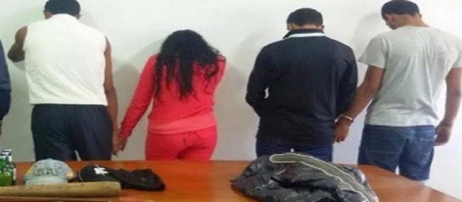 إیقاف 04 أشخاص لترويج المخدّرات وسرقة الدراجات الناریة