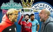 الجولة الأخيرة من الدوري الانجليزي :صراع اللقب بين مانشستر سيتي و ليفربول .