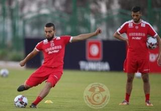 المنتخب التونسي يجري حصته التدريبية الاخيرة قبل لقاء انغولا و التفاؤل سيد الموقف