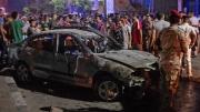 الدولة المصرية تكشف عن ھویة منفذ عملية تفجیر السیارة أمام المستشفى
