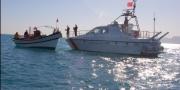 ضبط 7 أشخاص في سواحل بنزرت كانوا بصدد اجتياز الحدود البحرية خلسة