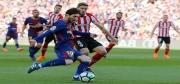 اليوم ينطلق الدوري الإسباني و برشلونة يواجه اتلتيكو بيلباو بدون ميسي
