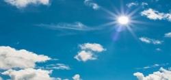درجات الحرارة ترتفع بشكل طفيف الإثنين مع توقع تهاطل الأمطار ببعض المناطق