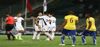 الدورة الترشيحية لكأس محمد السادس للاندية العربية - النادي البنزرتي يسحق نادي فومبوني من جزر القمر بسباعية