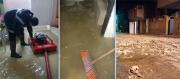 الحماية المدنية تتدخل لشفط المياه من 08 منازل بوادي الليل وطبربة