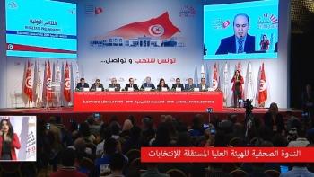 النتائج الأولية للانتخابات التشريعية 2019