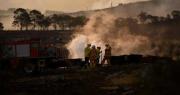 أستراليا تخلي مناطق من العاصمة كانبيرا بعد نشوب حريق غابات