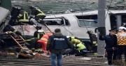 إيطاليا : خروج قطار عن سكته يتسبب في مقتل شخصين