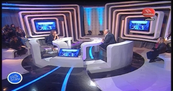 الحوار المباشر مع نور الدين البحيري رئيس كتلة النهضة في مع سماح مفتاح على قناة حنبعل