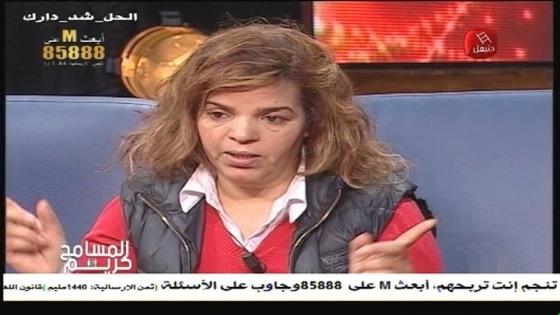 المسامح كريم - الطفلة مرفت تعيش حالة اكتئاب  هربت من دارهم لخوفها منها