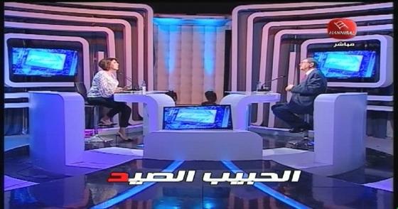 رئيس الحكومة الأسبق الحبيب الصيد في حوار مباشر مع سماح مفتاح على قناة حنبعل