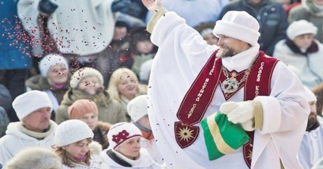 روسيا.. العثور على مستودع أسلحة عند - مسيح سيبيريا-