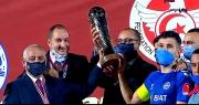 تتويج تاريخي للإتحاد المنستيري بكأس تونس على حساب الترجي الرياضي  التونسي بهدفين لصفر