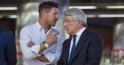 رئيس أتلتيكو مدريد يثير جدلا واسعا بشأن مستقبل ميسي