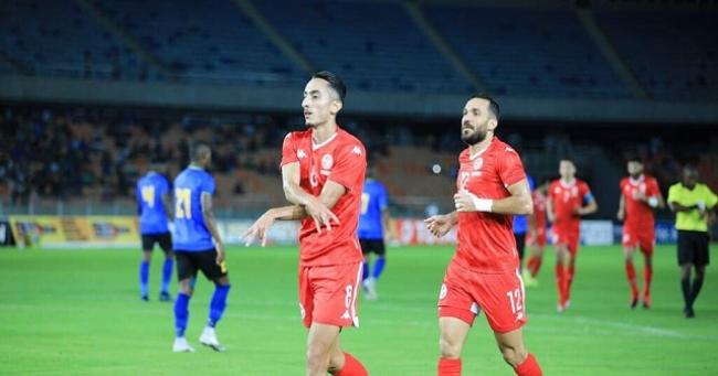 تونس ..منتخبنا الوطني يتأهل إلى نهائيات الكاميرون رغم التعادل مع تنزانيا