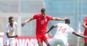 المنتخب الوطني التونسي يفوز على منتخب غينيا الإستوائية و يتأهلان معاً إلى الكان