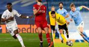 السيتي يفوز على دورتموند في الوقت القاتل و الريال يسجل ثلاثية في مرمى ليفربول في ربع نهائي دوري ابطال أوروبا