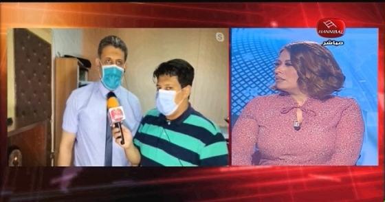 مراسل الأخبار بباجة عبر السكايب : الإدارة الجهوية للصحة تتابع تطور الوضع الوبائي