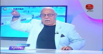 رضا البوراوي : اقسم بالله لو الترجي تربح في مصر نعمل حفلة في حنبعل الاثنين القادم