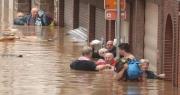 فيضانات بلجيكا : عدد القتلى يرتفع إلى 41