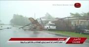 نيو يورك - ذيول الإعصار أيدا تسبب زوابع و فيضانات و حالة طوارئ تاريخية