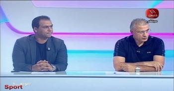 سويعة سبور بث مباشر - ضيف الحصة المدرب الوطني منذر لكبير